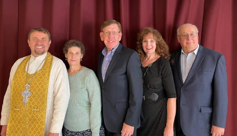 У кафедральному соборі святителя Миколая Чудотворця міста Філадельфії (США) відбулися щорічні збори громади